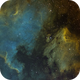 NGC7000 + IC5070 Hubble Palette,                                Arno Rottal