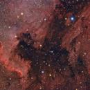NGC 7000,                                Jenafan