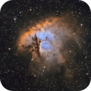 Pacman Nebula - NGC281,                                Bror Federico Ced...