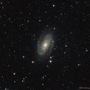 M81 Bode's Galaxy (Crop),                                star-watcher.ch