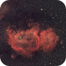 The Soul Nebula (IC 1848),                                Dom Schepis