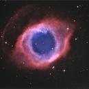 Helix Nebula,                                sky-watcher (johny)