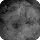 IC 1396 - The Elephant's Trunk in H-alpha,                                Andrew