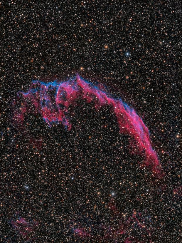 NGC6992 HaO3LRGB,                                Sergiy_Vakulenko