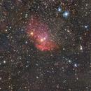 Sh2-101 - Tulip Nebula with Cygnus X-1,                                Kharan