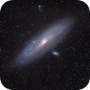 Andromeda galaxy RHaVB with StarAdventurer,                                -Amenophis-