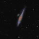 NGC4631,                                Andrei Ioda