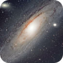 Andromeda Galaxy,                                angelo mazzotti