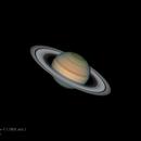 Saturn: July 25, 2021,                                Ecleido Azevedo