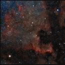 NGC7000 Nebulosa Norteamérica,                                Lluis Romero Ventura