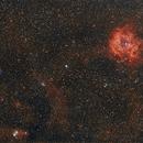 NGC2244 Widefield,                                Lensman57