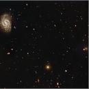 NGC 4535 Mcliesh's Object, The lost Galaxy,                                Randal Healey