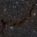 Barnard 150 - A dancing shadow in Cepheus...,                                Jean-Baptiste Auroux