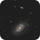 NGC 4725 & NGC 4712,                                Falk Schiel