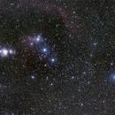 Orion in broadband,                                David Johnson