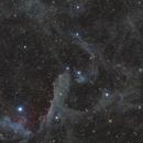 The Diffuse Part of Scorpio- Sh2_1,                                Gabriel Siegl