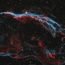 NGC 6960 Western Veil,                                Sylvain Lefebvre