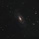 NGC 5033,                                Fronk