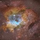 NGC 7635 Bubble Nebula,                                Tom Marsala