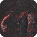 NGC 6992, 6995 and 6960  Cirrus  2-Panel Mosaic,                                Skorpi79
