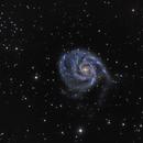 M101 - Pinwheel Galaxy,                                FabbianFra