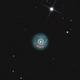 NGC 2392 - Nébuleuse du clown (version 2019),                                Jeffbax Velocicaptor
