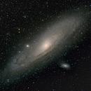 M31-53minutes-ISO6400-f58,                                Glen Wurden
