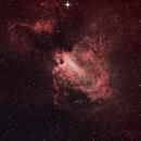 Omega Nebula,                                JM