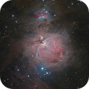 The Great Orion Nebula,                                Arno Rottal