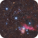 Orion's belt showing IFN areas.,                                Tim McCollum