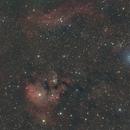 NGC 7822,                                Eric MAZALEYRAT