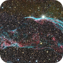 Western Veil and Pickering's Triangle,                                Yu-Hang Kuo