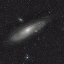 Galaxie d'Andromede M31,                                nono26