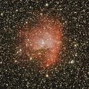 "NGC-281, The ""Pac Man"" Nebula in Cassiopiea,                                Stargazer66207"