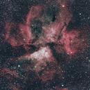 Eta Carinae,                                Matheus Quiles