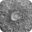 Moon - Tycho close-up,                                Axel Kutter