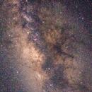 Milky Way over Serengeti,                                Chirag Bachani