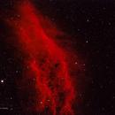 California Nebula NGC1499,                                Tom