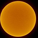 The Sun Captured on 7/23/2019,                                Chuck's Astrophot...