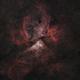 Starless Carina Nebula,                                Joel Balzan