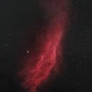 California Nebula,                                David Schlaudt