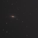 M104 - Sombrero Galaxy,                                Siegfried