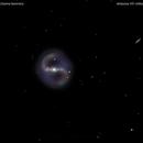 ngc 4314   galassia in coma berenice                        distanza    40 milioni  A.L.,                                Carlo Colombo