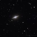 Messier 104 - Sombrero Galaxy in Virgo,                                Gustavo Sánchez