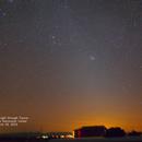 Zodiacal Light through Taurus,                                Tox_Man