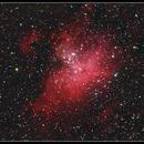 Eagle Nebula (M16),                                Gabriel Cardona