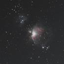 M42 Orion,                                bobocacahuete