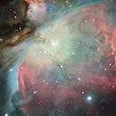 The Great Orion Nebula - M42 - Composite and Mosaic,                                Corey Rueckheim