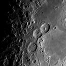 Theophilus/Cyrillus/Catharina (Trio de cratères lunaires),                                Daniel Beaulieu