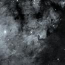 NGC 7822 in Cepheus,                                Mark Bailey